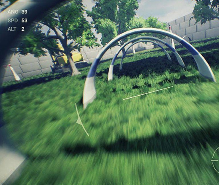 Drone FPV Simulator