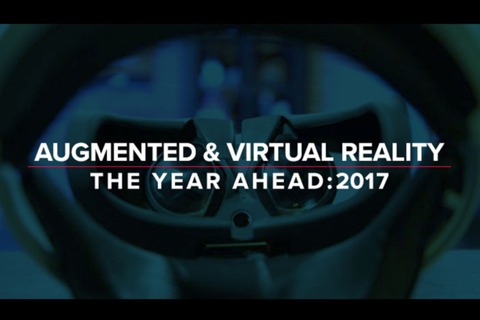 What are the top Virtual Reality and Augmented Reality technology trends for 2017?