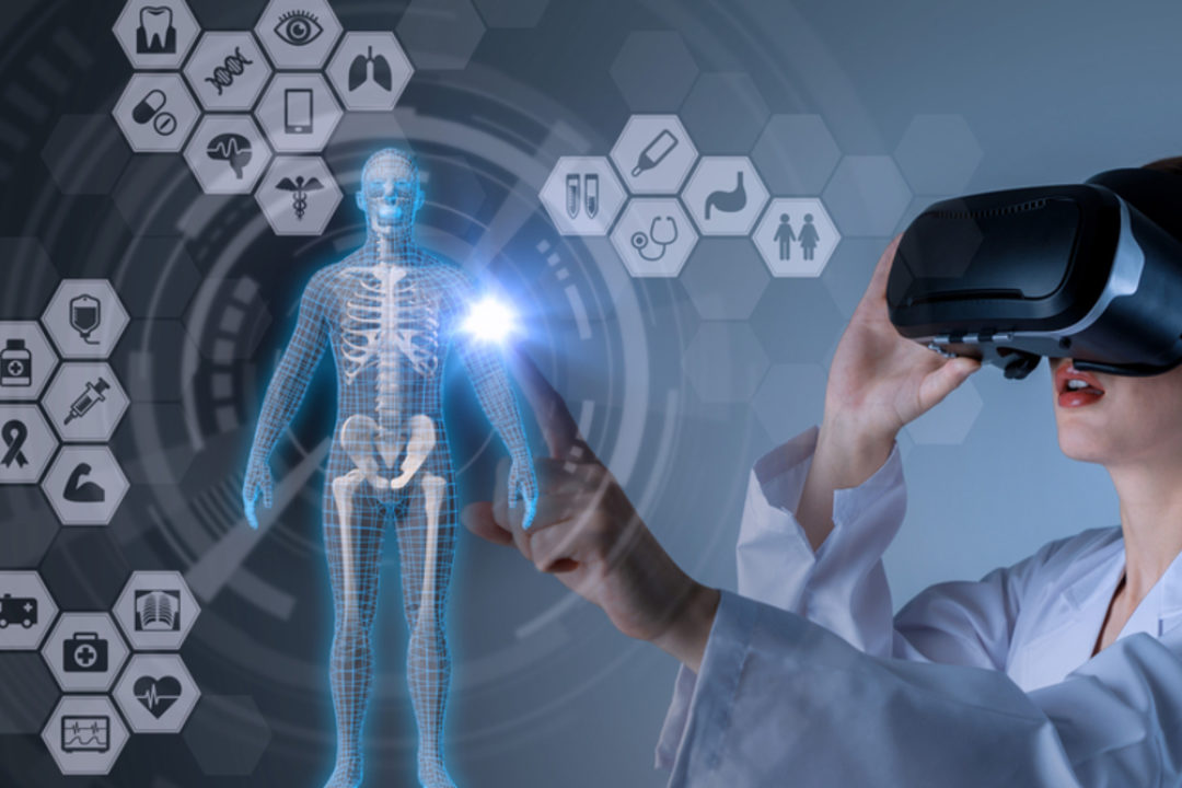 XR/AR/VR FOR THE HEALTHCARE INDUSTRY! ENTER THE NEW ERA!